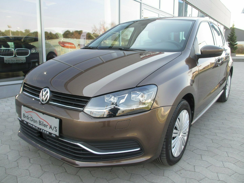 VW Polo 1,2 TSi 90 Comfortline DSG BMT 5d - 179.900 kr.