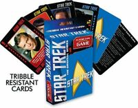Star Trek - Playing Card Game / Deck - 52 Cards Brand - Marvel 55003