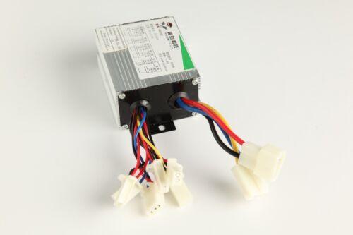 500 W 24 V DC electric 1020 Kart motor kit w speed control /& Foot Pedal Throttle