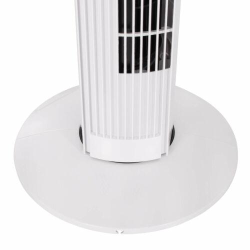 SPRINGOS 55 Watt 92 cm Säulenventilator mit Fernbedienung Turmventilator
