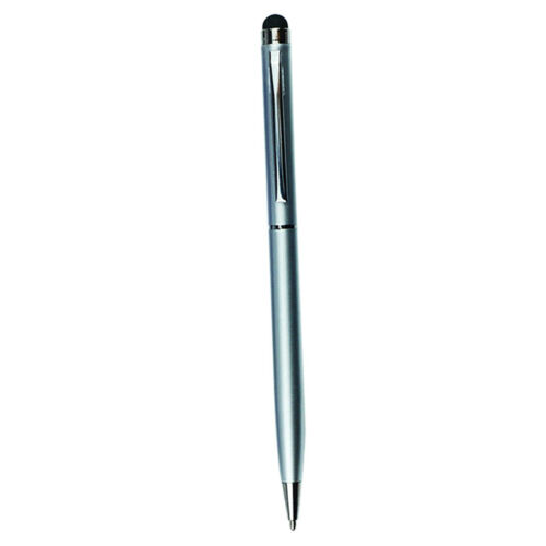 Thin Capacitive Ballpoint Pen Touch Screen Stylus Pencil for Pad