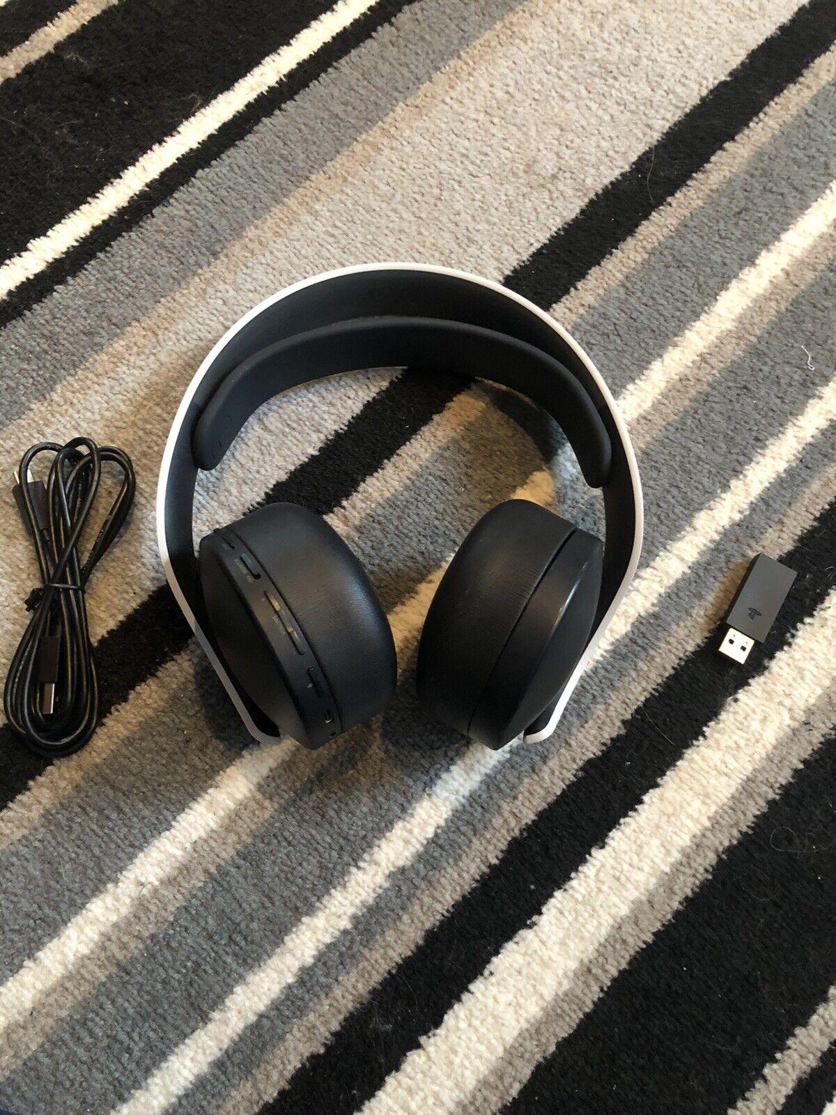 SONY PS5 / Playstation 5 Pulse 3D Wireless Headphones.