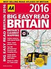 AA Big Easy Read Britain 2016 by AA Publishing (Paperback, 2015)