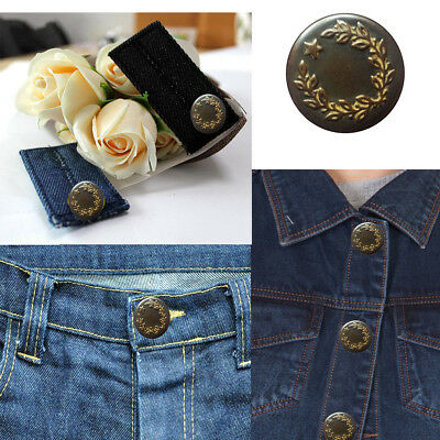 17mm Jeans Buttons Studs Bronze DIY Denim Jacket Shirt Coats with Pins Hammer On