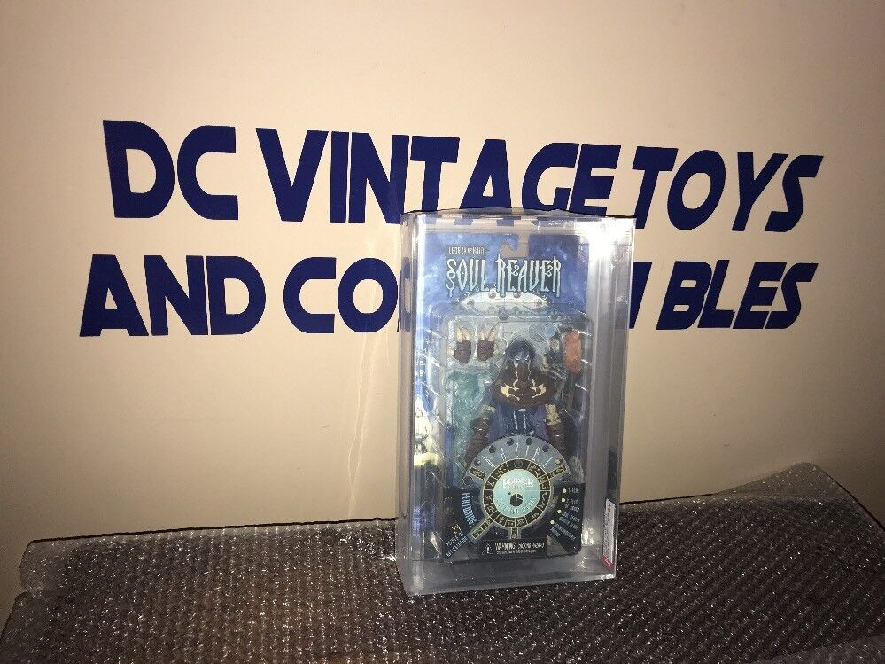 Neca Legacy of Kain SOUL REAVER Material Plane RAZIEL SEALED AFA 85 Or 8.5 WOW