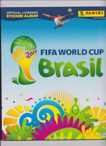 Panini   WM 2014 Franzosische Edizion 1 Leeresalbum