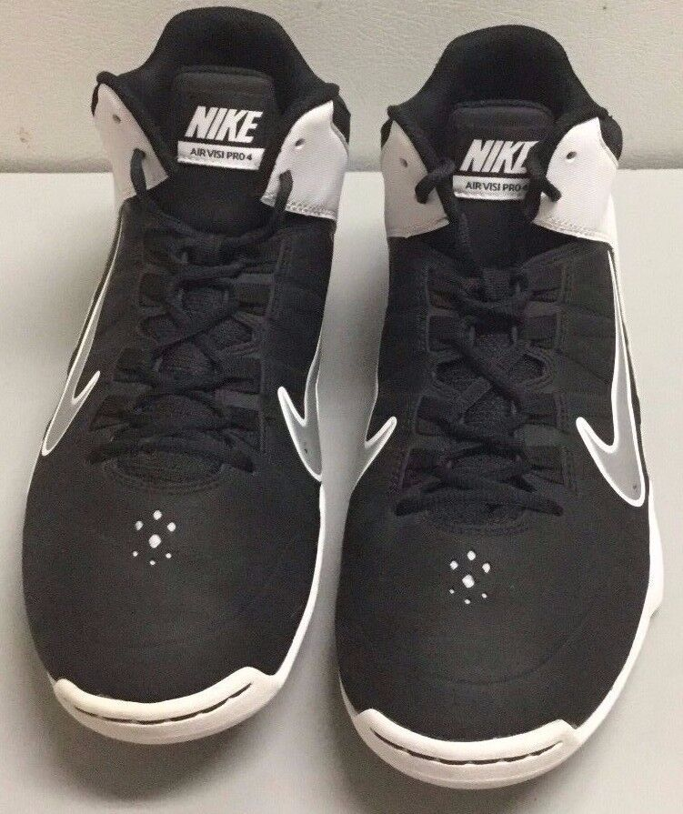 Nike Air Visi Pro IV 599556-002 Men's High-Top Basketball Shoes Comfortable Great discount