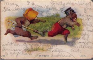 132a-Postcard-Bears-En-Route