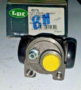 Brakes LPR 4676 Cylindre de Frein