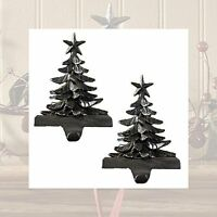 NEW Park Designs Cast Iron Holiday Stocking Hanger Hook Christmas Tree 22-813 Home Furnishings on Sale