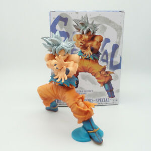 Dragon Ball Super Warriors SP ULTRA INSTINCT SON GOKU Figure Banpresto Japan NEW