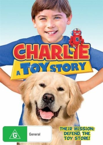 1 of 1 - Charlie A Toy Story - DVD ss Region 4 Good Condition