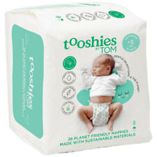 Tooshies by TOM Nappies Newborn 38 Pack