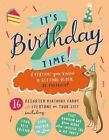 It's Birthday Time Greeting Assortment Boxed Notecards by Galison (Hardback, 2014)