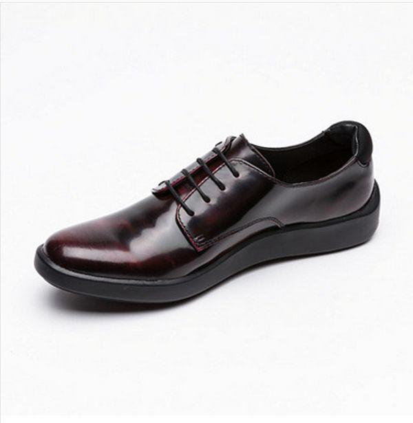 CALVIN KLEIN Zapatos PELLE mujer DERBY CRYSTAL LEATHER PELLE Zapatos BORDEAUX Talla 36 d7b50b