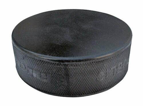 A/&R Ice Hockey Puck Black Practice Hard Vulcanized Rubber This Lightweight
