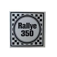 Oldsmobile Rallye 350 Decal