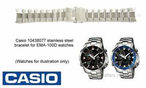 0062b5c46048 La imagen se está cargando Genuino-Reloj-Correa-de-banda-Casio-Casio-Edifice -