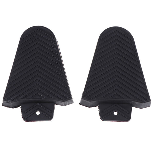 Pair Of Bike Bicycle Pedal Rubber Cleat Covers fits for Shimano SPD-SL Cleats