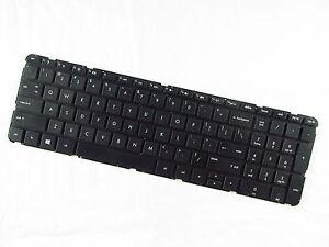 HP Pavilion touchsmart 15-d069wm 15-d035dx 15-d017cl 15-d045nr US keyboard Frame