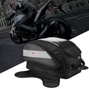 Tanque-De-Motocicleta-Bolsa-de-almacenamiento-de-combustible-aceite-Moto-Magnetico-Impermeable-Bolso