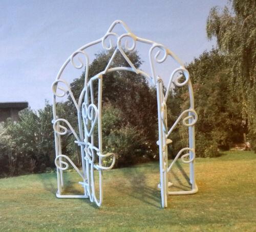1 Miniatur Gartentor Tor romantisch Elfengarten Wichtelgarten Mini Garten Schloß