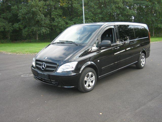 Mercedes Vito 116 2,2 CDi Kombi XL 4d - 250.000 kr.