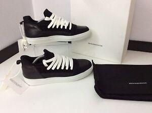 Mens Multilace Van Assche 9 Eu43Black New Kris SneakersTrainersUk White ZiXuTkOP