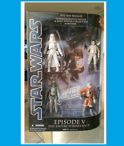 Collection de figurines commémoratives Blu-ray Episode V L'empire contre-attaque 653569640943