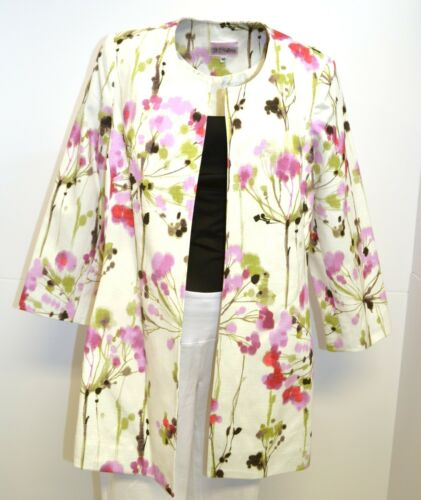 M In Kvinder 3s715 Tunika 3 Made Dressy Sisters Jacket Usa Lange Coat 1997 l 7xwwEpYq