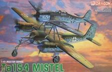 Dragon 5553 Ta154 Mistel 1:48 Scale Plastic Kit. (Master Series)