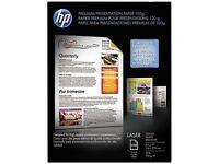 Hewlett-packard Cg988a Color Laser Presentation Paper, 97 Brightness, 32lb, 8-1/ on sale