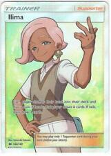 Pokemon TCG SM SUN & MOON BASE SET : ILIMA 146/149 FULL ART