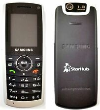 SAMSUNG Z170,UNLOCKED TRIBAND CAMERA,BLUETOOTH, SLIM & THIN BAR 3G GSM CELLPHONE