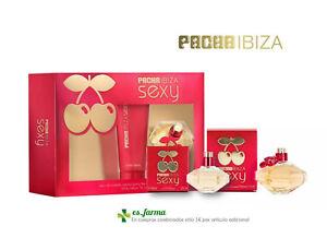 PACHA-IBIZA-PERFUME-SEXY-EAU-DE-TOILETTE-SET-MUJER-BODY-MIILK-COLONIA-WOMAN-FRAU