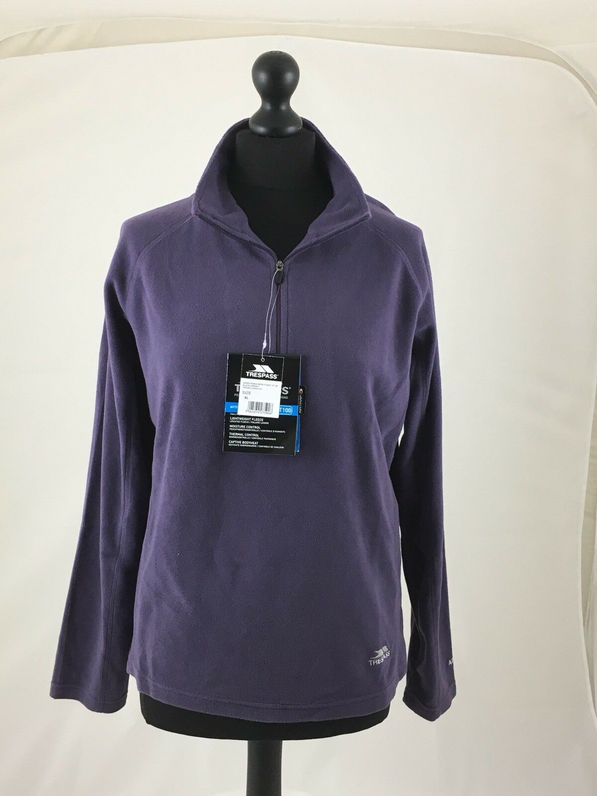 Trespass Womens Micro Fleece Size Extra Large