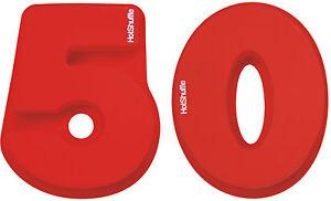 Gran-Silicona-numero-50-Cake-Tin-Molde-50-Aniversario-De-Bodas-De-Oro-Aniversario