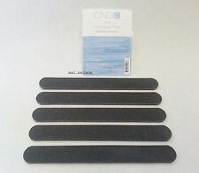 5x HOT SHOT nail File 100/180 from CREATIVE CND nails Shaping Refining Nail Tips