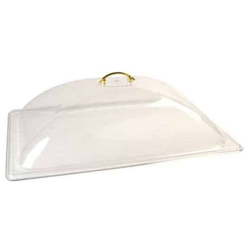 Full-Size Polycarbonate Dome Cover Winco C-DP1