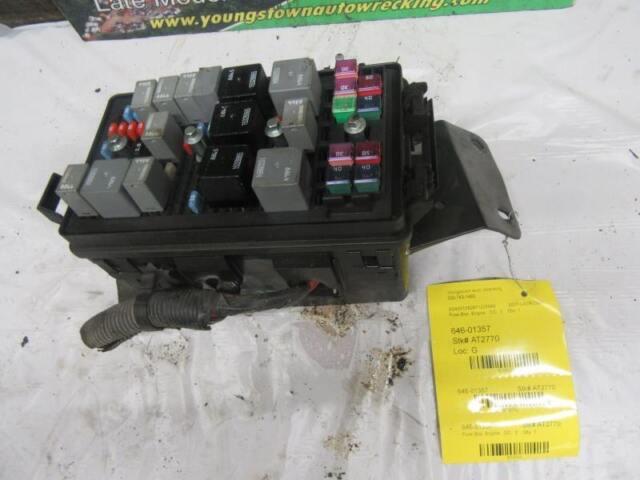 Fuse Box Engine Fits 06