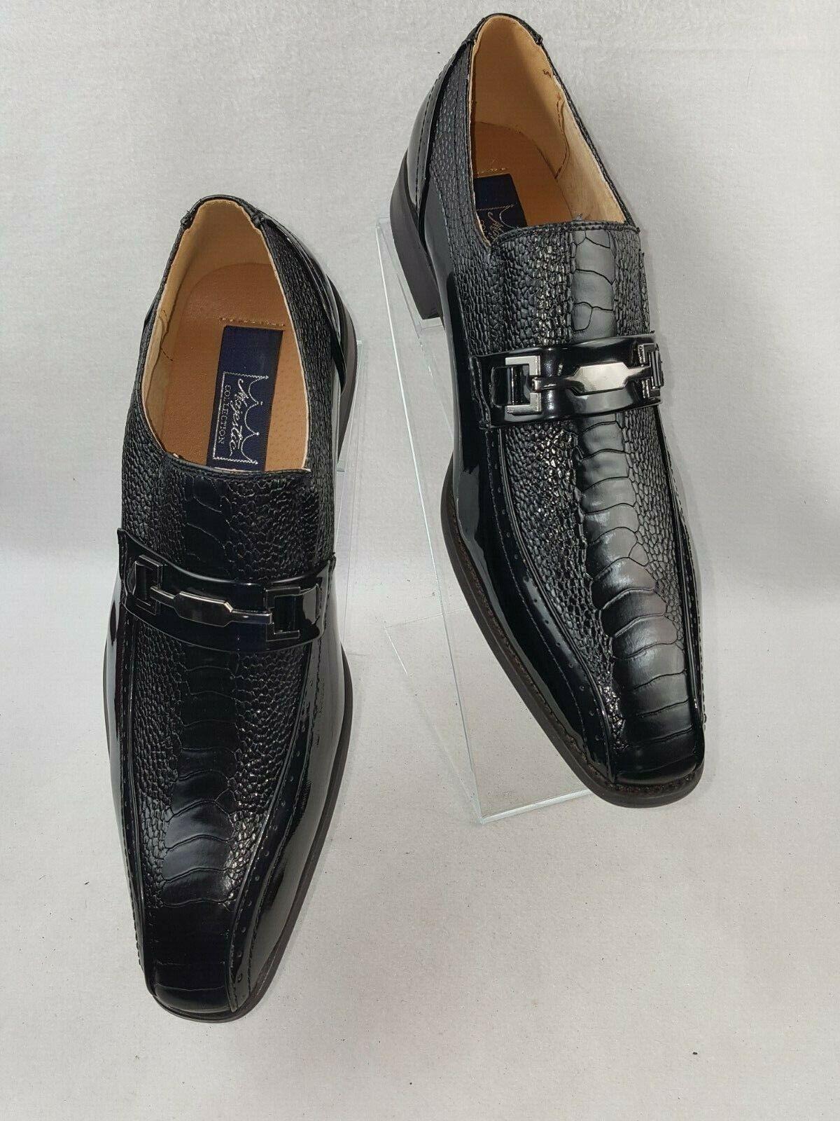 Majestic  99623  Men's Fashion Slip-On Dress shoes