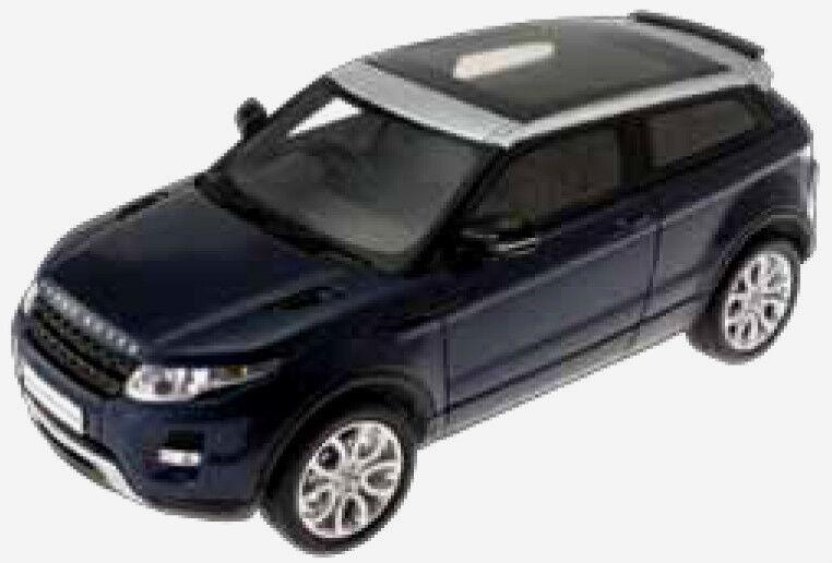 Descuento del 70% barato Maravilloso modelCoche modelCoche modelCoche Range Rover Evoque 2012-Darkazul - 1 43-Lim.ed. 500 Pcs.  ahorre 60% de descuento