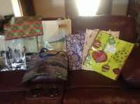 Cracker Barrel Shopping Storage Everything Bags 7 Styles Colors Free Ship