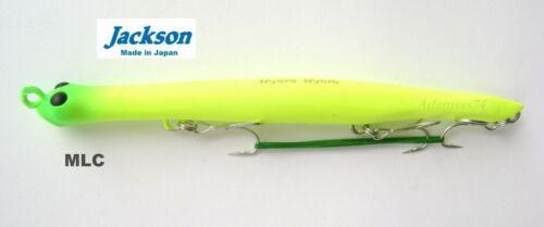 sea bass Jackson nyoro 125 s japan seawater fishing lure hard bait