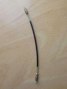 Ponctuel Violon 3/4 Ou 4/4 Tail Gut Cordier Wire-afficher Le Titre D'origine La DernièRe Mode