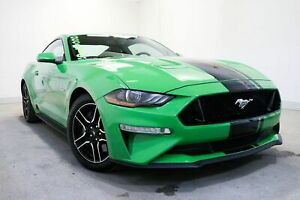 2019 Ford Mustang GT V8+SUPERCHARGED+MANUEL