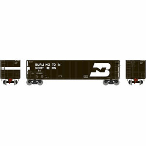 Athearn-HO-Ready-to-Run-Thrall-High-Side-Gondola-with-Load-BN-574555