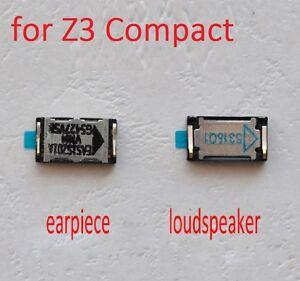 sony xperia z5 compact ear speaker problem