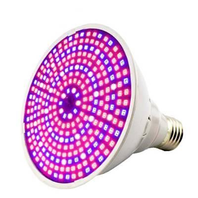 60//200//290 LED Grow Light E27 Lamp Bulb For Plant Hydroponic Full Spectrum US F2