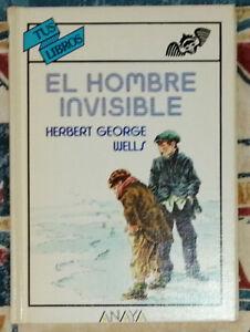 El-hombre-invisible-Herbert-George-Wells-Tus-libros-Anaya